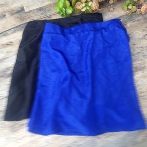Bundle of 2 TOBI Skirts.